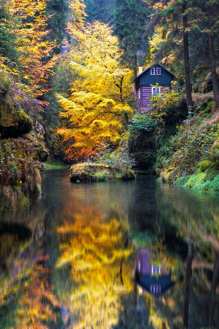 Fall in the Czech Republic; there's nothing more beautiful. Check out our tours and join us for a day trip from Prague.