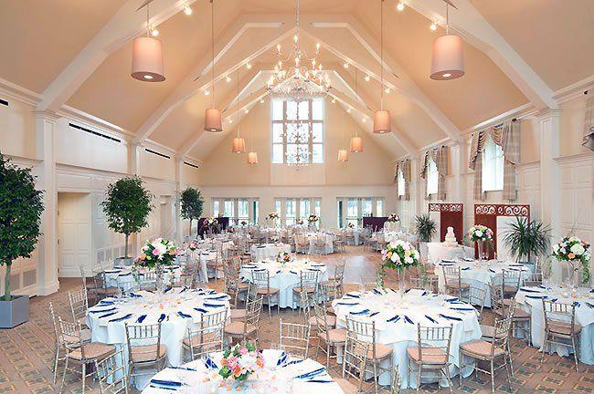The Spectacular North Shore: 7 North Boston Wedding Venues // Renaissance
