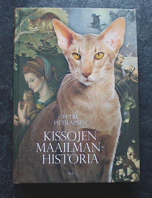 Lasituvan Miniatyyrit - Lasitupa Miniatures: Katin kirjanurkka - Kissojen maailmanhistoria