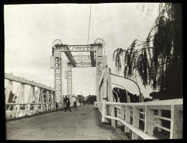Lake Mulwala Traffic Bridge