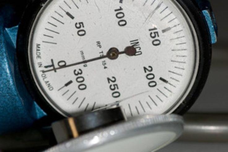 ¿Cuál es la fórmula para calcular la presión arterial? | Muy Fitness