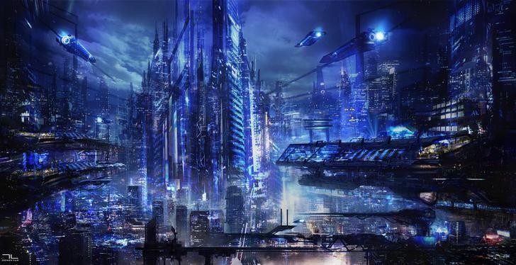 Cyberpunk Collection Future Wallpaper Futuristic City City Wallpaper