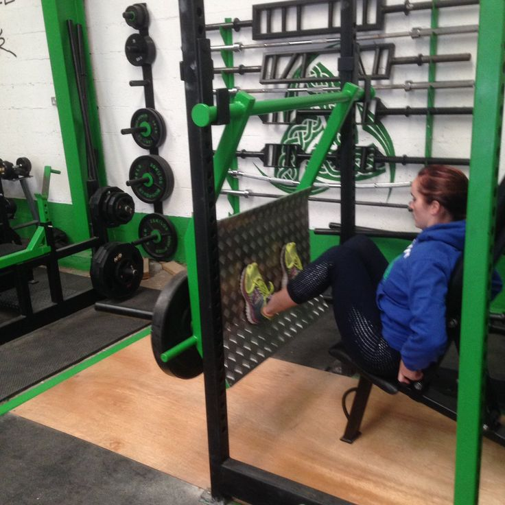 Odin Gym Equipment - leg press attachment for power rack