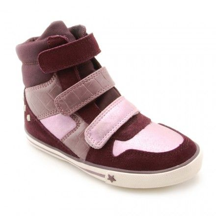 Azalea, Purple Girls Riptape Casual Shoes - Girls Boots - Girls Shoes http://www.startriteshoes.com/girls-shoes/boots/azalea-purple-girls-riptape-casual-shoes