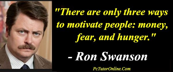HugeDomains.com | Ron swanson quotes, Wisdom quotes images ...  Ron Swanson Quotes Salad