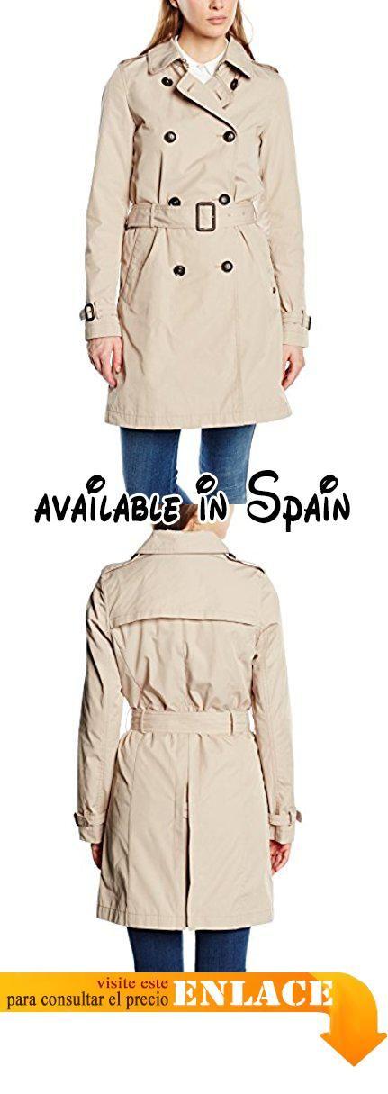 B0142LH6MC : Marc O'Polo 602154171071 - Chaqueta para mujer color marrón (cream mink 746) talla 46. Precio mínimo en los 30 días previos a la oferta: 208.39