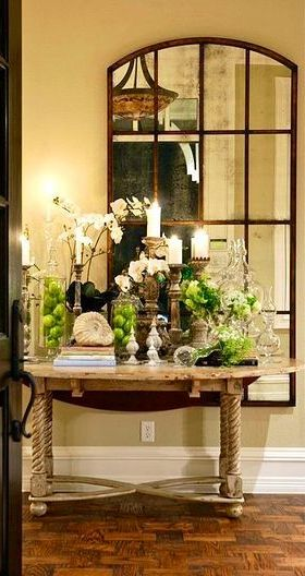 107+ Gorgeous Entryway Entry Table Ideas Designed With Every Style   entry table decor, entry table diy,entry table christmas decor, entry table decor modern #entrytable #tableideas #tablechristmas #livingroomtable #frontentry