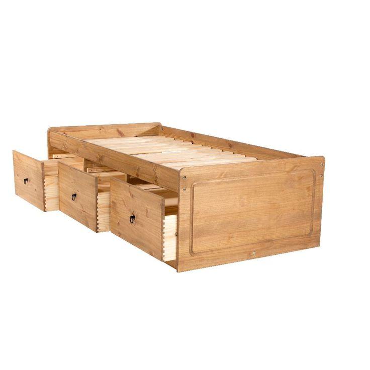 Single Cabin Bed Frame