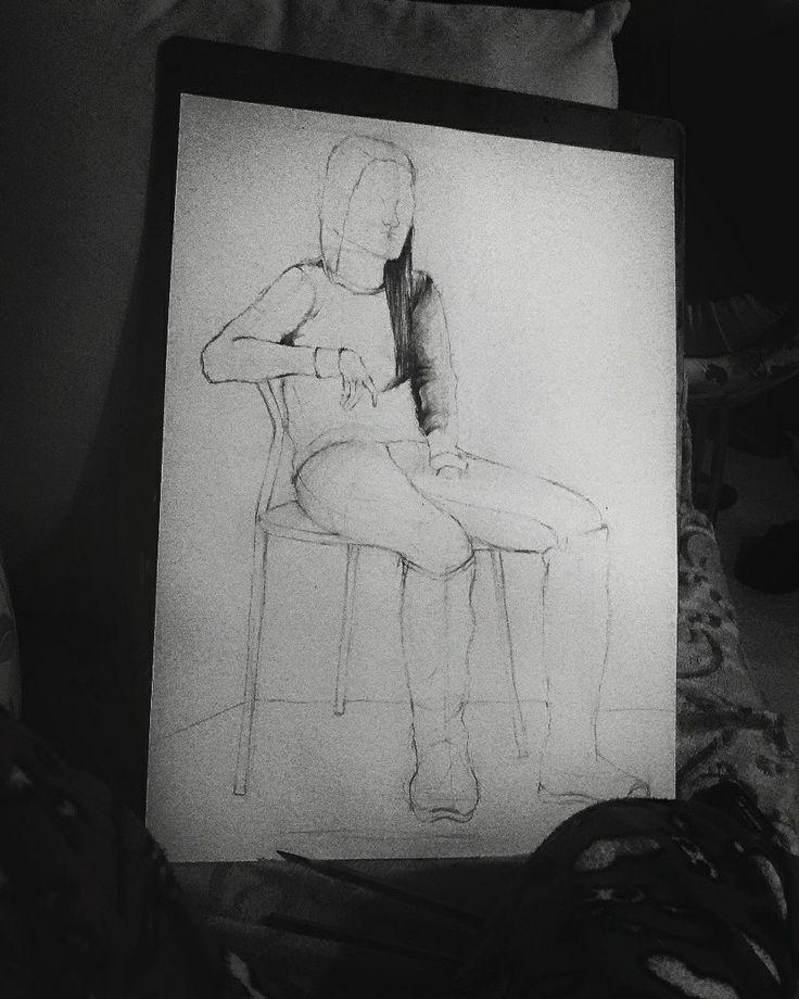 10 dakikalık bir çizim şimdi ton zamanı