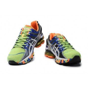 best sneakers 5a15d 9d8fa asics gel kinsei 4 verde