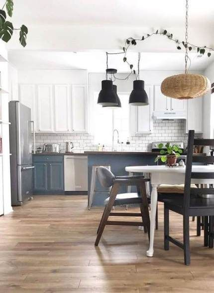 28 ideas kitchen cabinets painted white before and after hardware modern farmhouse kitchens on kitchen cabinets painted before and after id=20560