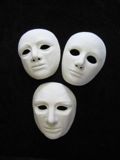 Neutral mask - a learning tool from mime and movement by Jacque Lecoq.