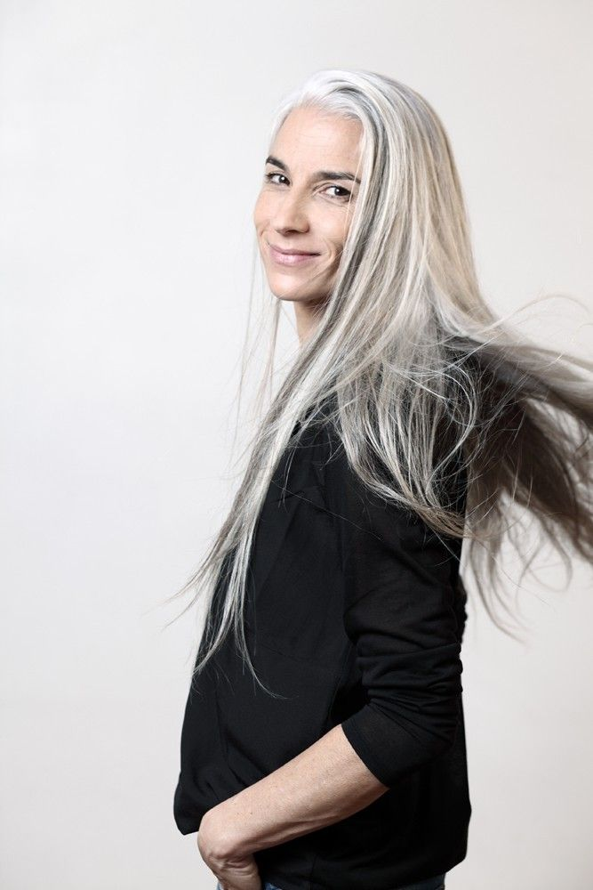 79 best images about going grey on pinterest models for Gorgeous in gray