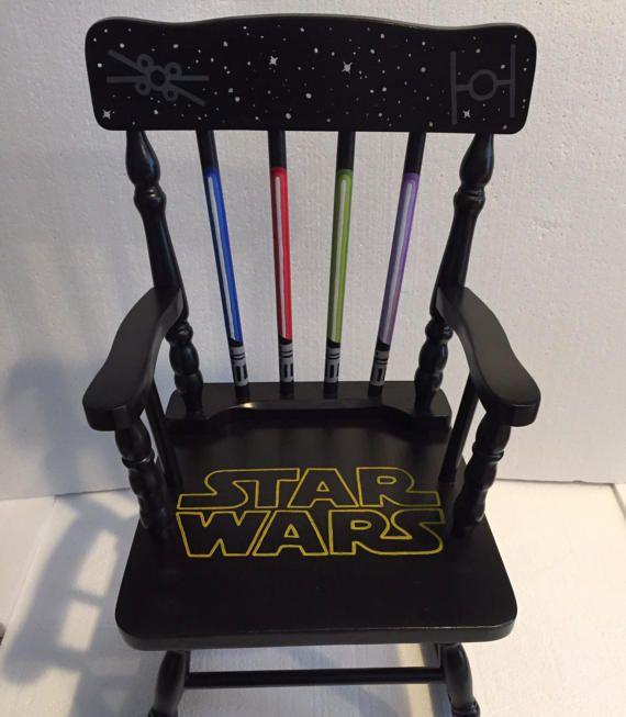 Attractive Star Wars Rocking Chair