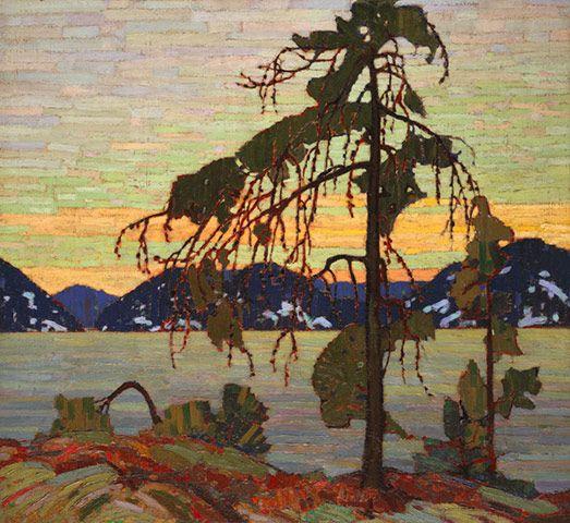 Tom Thomson, The Jack Pine, 1916/17.