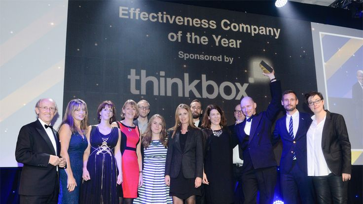Grey Wins Big at the IPA Effectiveness Awards 2014 including Effectiveness Company of the Year | Grey Advertising EMEA