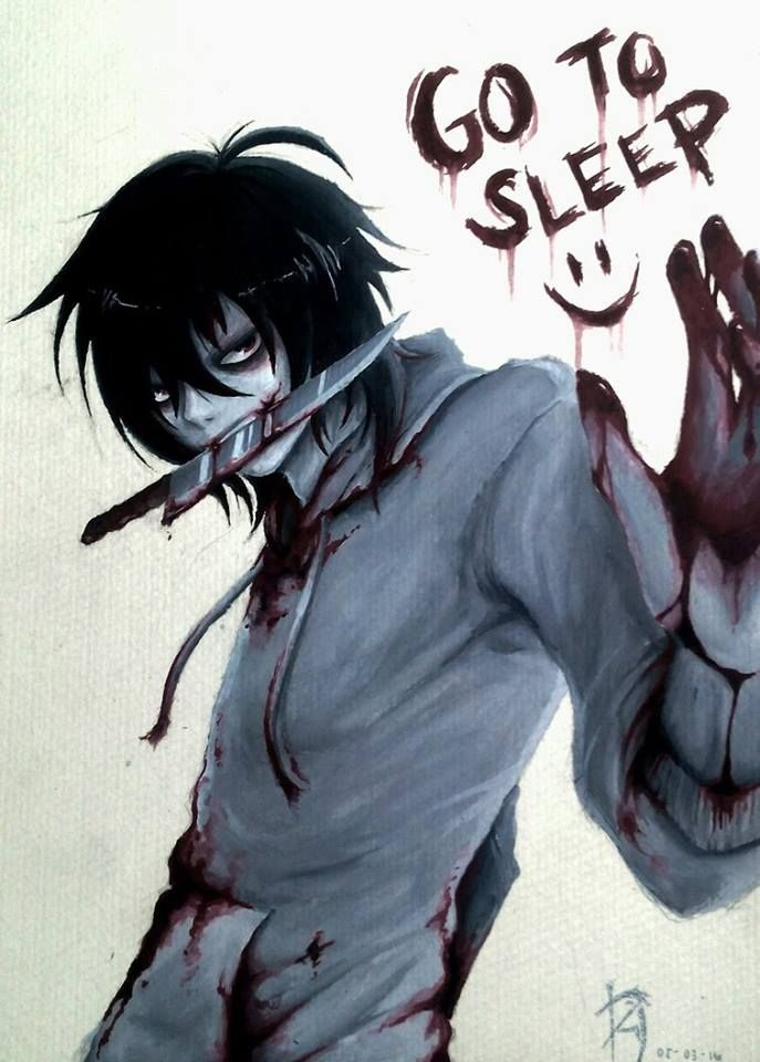 Jeff the Killer *3* (Creepypasta)