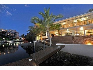 LUXURY AT ITS BEST - MAGNIFICENT NOOSA PARADE 4 BEDROOM WATERFRONT HOME Vacation Rental in Noosa Heads from @homeawayau #vacation #rental #travel #homeaway http://www.homeaway.com.au/holiday-rental/p405094136