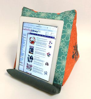 Tablet Stand lately even holding my Kindle hurts. My hands are being affected by the arthritis and I've been trying all sorts of things to find a comfortable way to use it. I think this FREE Project is easy enough and attractive enough for anyone to do & use.  I'm going to make this and for anyone you know who might have problems, what a great gift.
