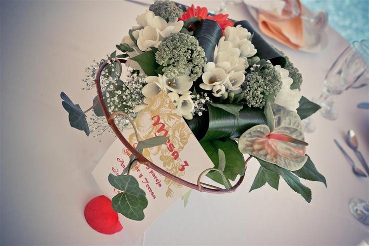 flower arrangement for table