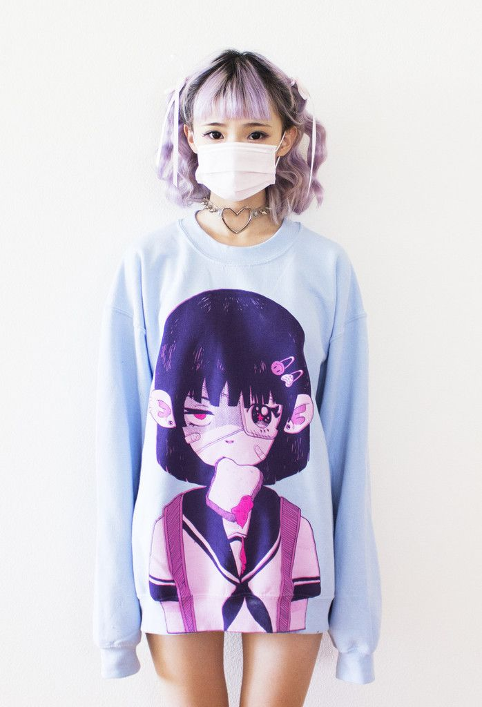 (I love omocat clothes so much omg) GoBoiano - 28 Times Anime Culture Fashion Was Extremely On Point