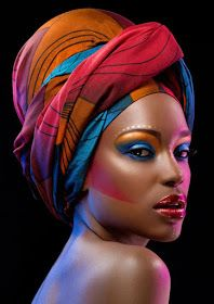 Ankara Xclusive: Latest Ankara Headwrap Style 2018 That Will Blow Your Mind