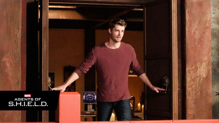 Luke Mitchell Promoted To Series Regular On MARVEL'S AGENTS OF S.H.I.E.L.D.