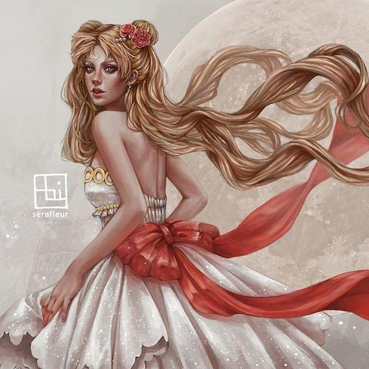 Диснеевские принцессы и сказочные героини в новом прочтении от филиппинской художницы