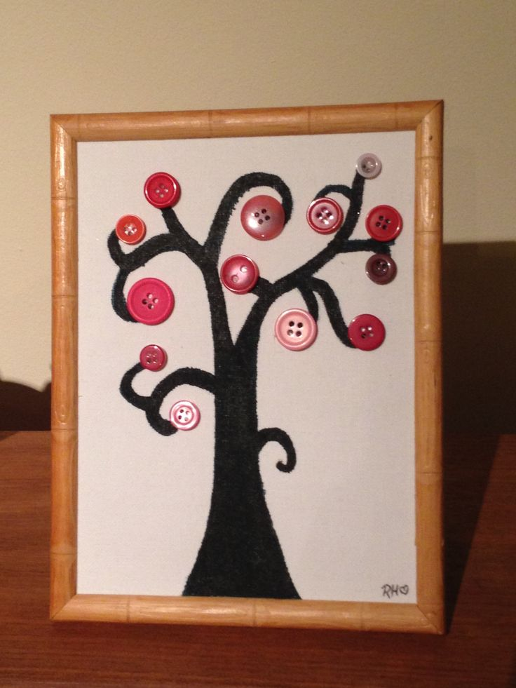 Button Tree, button picture.