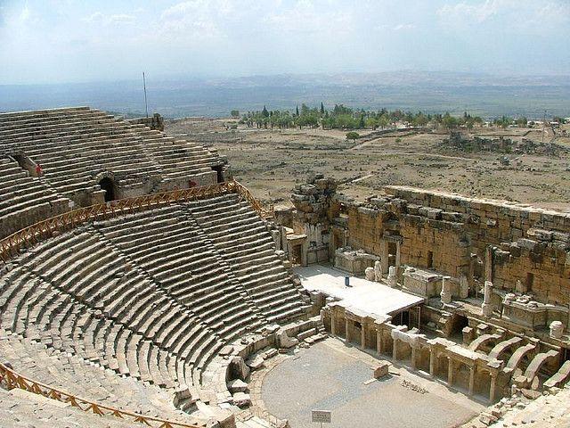 Hierapolis ruins Turkey  | Hierapolis, Turkey | Flickr - Photo Sharing!