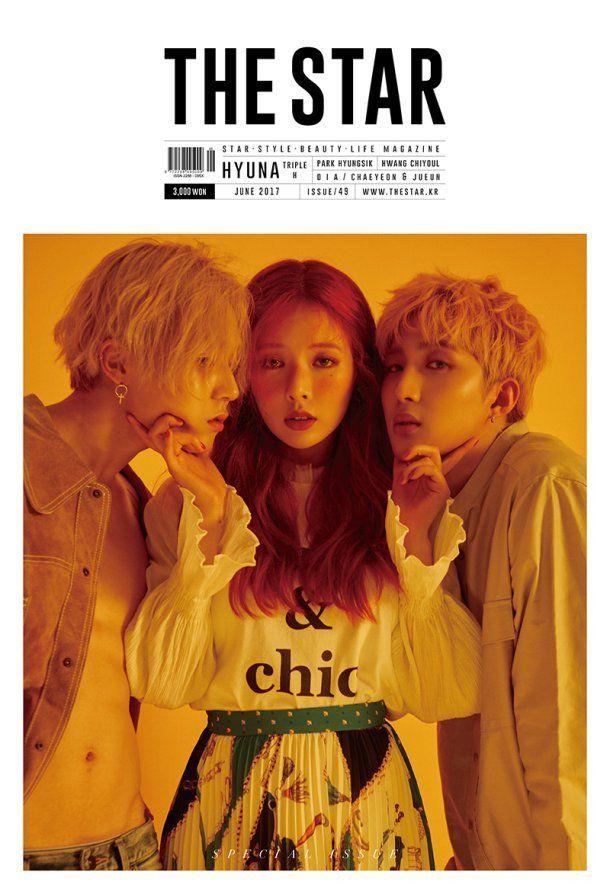 Fashion Magazine 'The Star' Features Triple H! | Koogle TV