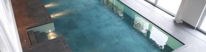 Hidden swimming pool! floor drops and water comes in!