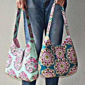 phoebe bag, Handtasche nähen