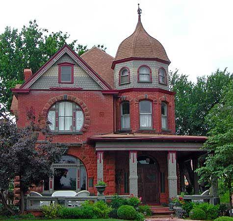 Guthrie, OK - Historic Homes