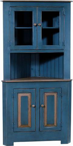 Best 25+ Corner hutch ideas on Pinterest | Corner cabinets, White ...
