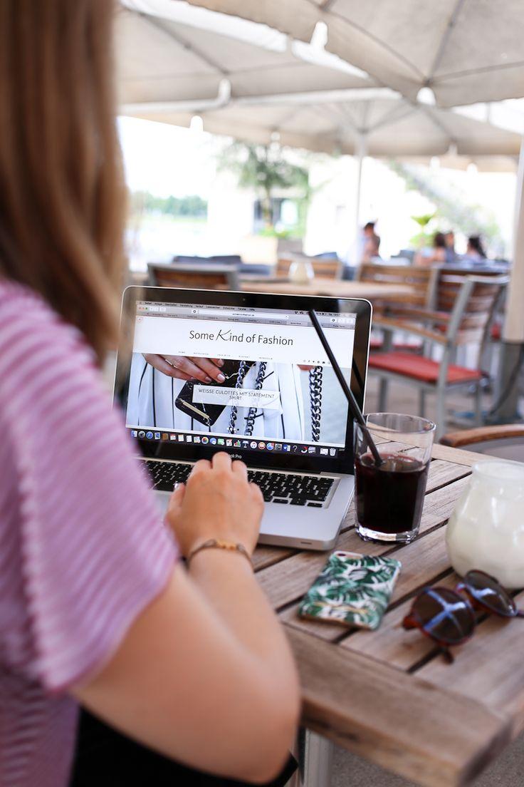 Ein Tag hat nur 24 Stunden. Mindestens acht davon sitze ich im Büro, fünf Tage die Woche. Doch wie bekommt Bloggen und Vollzeitjob dabei unter einen Hut?