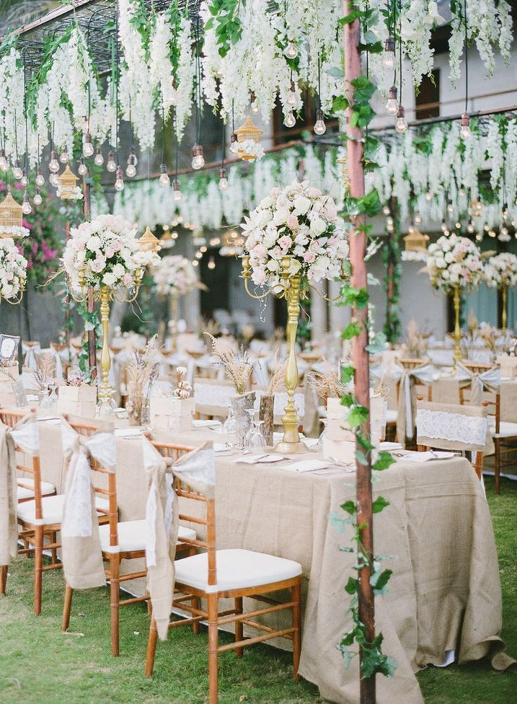 47 best tablescapes images on pinterest bali wedding dream a rustic glam outdoor wedding at the edge bali junglespirit Choice Image