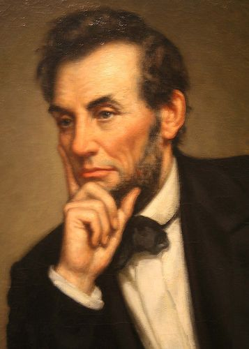 Abraham Lincoln - Mason