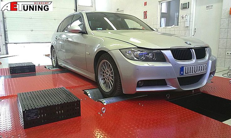 BMW 320D Chiptuning referencia