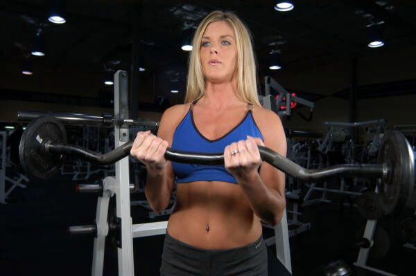 Resistance Training Alone Doesn't Produce The Toned Look Desired.