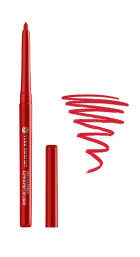 Our Red Automatic Lip Liner, your best ally for color that stays! @Yves Rocher USA #GrandRougeMoment #yvesrocher