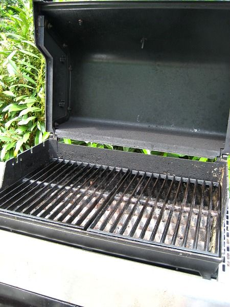 How to clean rusty grill grates. Easy method that works!