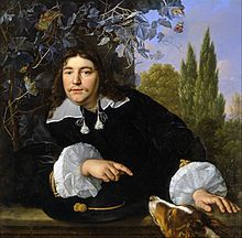 Bartholomeus van der Helst (1613 – buried 16 December 1670) was a Dutch portrait painter.- Wikipedia, the free encyclopedia