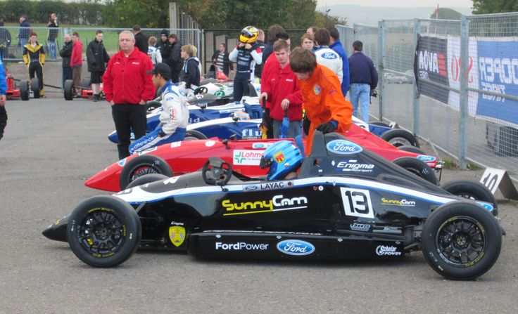 MSA Formula Ford, Donington Park  24/25th September 2011.
