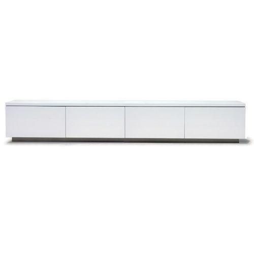 tv meubel hoogglans wit Ho-19 2.4 | Zen Lifestyle