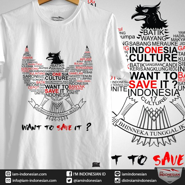Desain Baju, Want To Save It ?