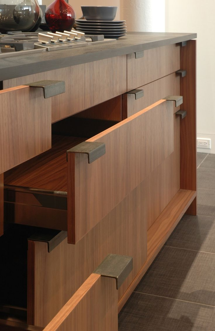 25 best ideas about drawer pulls on pinterest hanging for Kitchen cabinet section