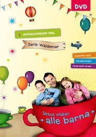 Jesus elsker alle barna DVD - Jarle Waldemar | Musikk og DVD | Vivo