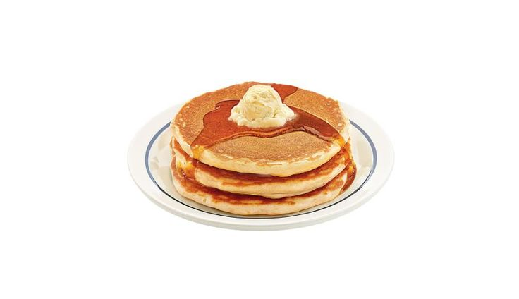 National Pancake Day: Free IHOP Pancakes Tuesday, March 3 - until 10pm