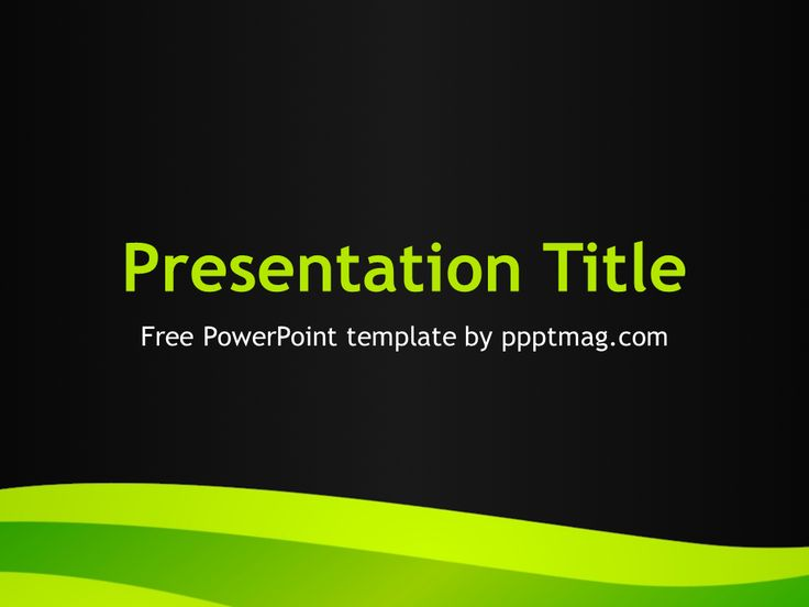 10 best PowerPoint Templates images on Pinterest Role models - it powerpoint template